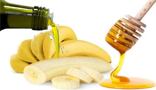 Banános hajbalzsam házilag