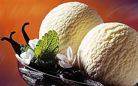 Vanília fagylalt jázminpakócával