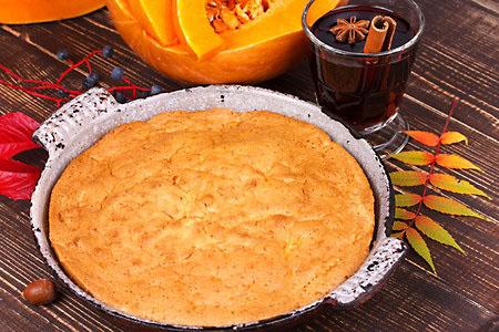Sütőtökös süti glutén- és tejmentesen