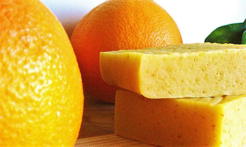 Citromos-narancsos hajbalzsam