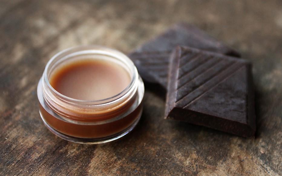 Csokis-csókos ajakbalzsam – ínyenceknek