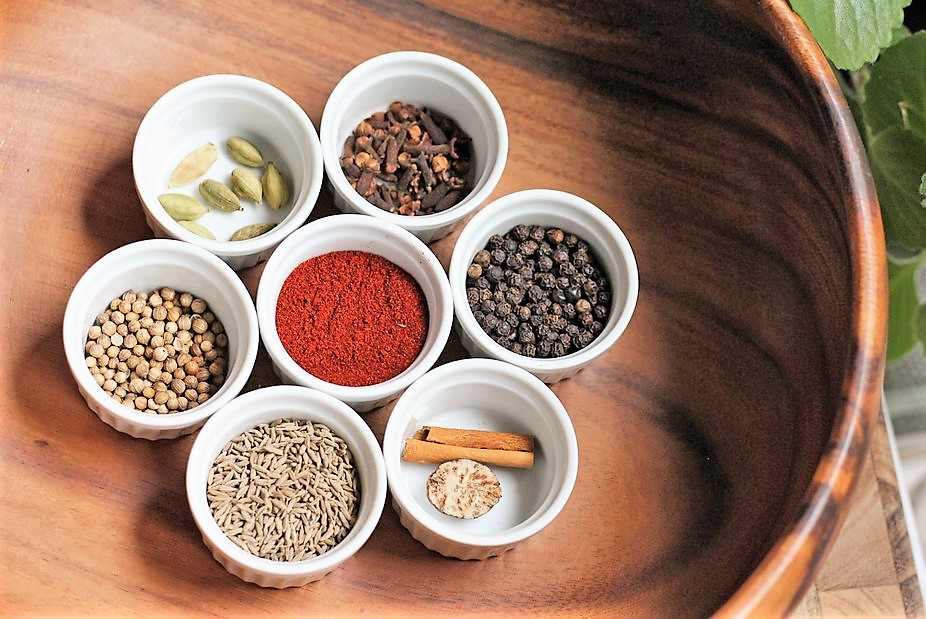 Baharat, a Közel-Kelet kedvenc fűszerkeveréke AntalVali módra
