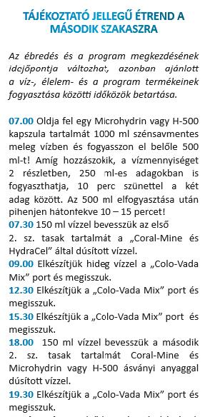colovada-második-szakasz-napirend