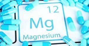 magnezium-antalvali