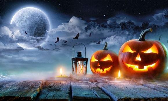 Halloween-antalvali